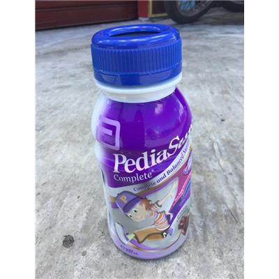 Lốc 6 chai sữa nước Pediasure sô cô la 237ml dành cho bé từ 1 - 10 tuổi - Date: 09/2019  Loc 6 chai sua nuoc Pediasure so co la 237ml danh cho be tu 1 - 10 tuoi - Date: 09/2019