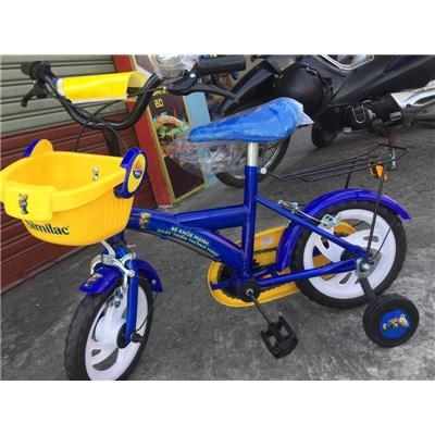 Xe đạp SIMILAC - NHỰA CHỢ LỚN cho bé 2 - 4 tuổi, có giỏ trước, yên sau, bánh xe 12 in - Phí giao hàng tính riêng 30 ngàn
