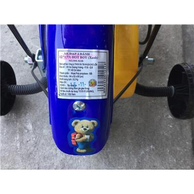 Xe đạp Similac cho bé 2 - 4 tuổi, có giỏ trước, yên sau, bánh xe 12 in - Phí giao hàng tính riêng 30 ngàn