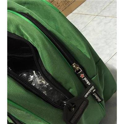 Túi xách du lịch cao cấp Heineken 2 ngăn dây kéo riêng - Kt: (50 x 16 x 30) cm