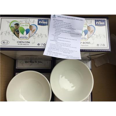 10 chén sứ ăn cơm Minh Long Horeca - 5 HỘP