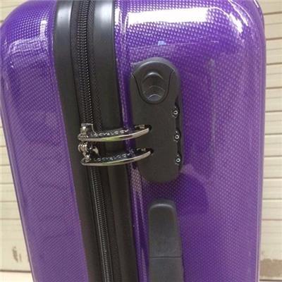 Vali kéo du lịch 20 inch có khóa số Lock&Lock Travel Zone Z-000186 - MÀU TÍM