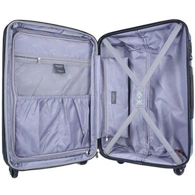 Vali kéo du lịch 20 inch có khóa số Lock&Lock Travel Zone Z-000186 - MÀU XANH