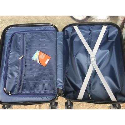 Vali kéo du lịch 20 inch TIGER có khóa số, khóa TSA