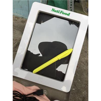 Bảng vẽ màn hình led phát sáng kỳ diệu Nutifood dùng pin/ điện - Kt: (24 x 20) cm