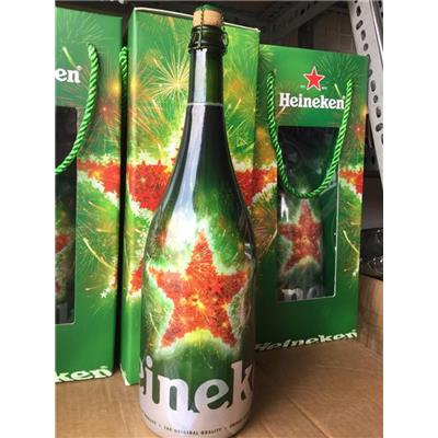 (13/02 - 28/02) MUA 3 TẶNG 1: Siêu phẩm chai bia Heineken Magnum dung tích 1.5 lít nhập khẩu Hà Lan - Date: 05/ 2019