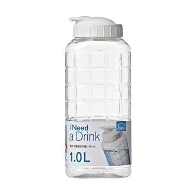 Bình nước nhựa Jug Lock&Lock 1 lít HAP810 nắp bật