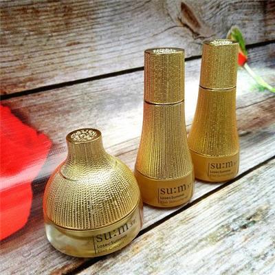 Bộ 3 sản phẩm dưỡng mini tái sinh da cao cấp Su:m37 Losec Summa Elixir Gift Set - Date: 2021