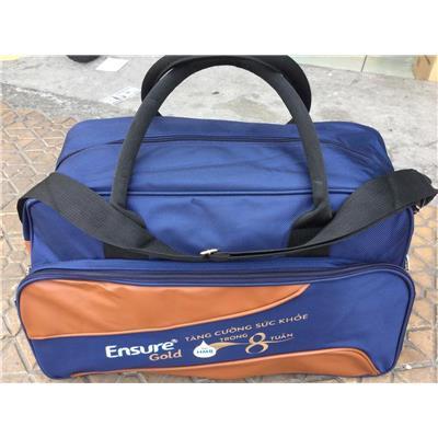 Túi du lịch Ensure Gold dày dặn nhiều ngăn - Kt: (50 x 30 x 40) cm