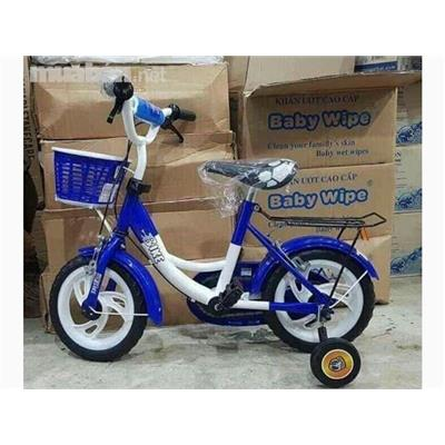 Xe đạp ENFA - NHỰA CHỢ LỚN cho bé 2 - 4 tuổi, có giỏ trước, yên sau, bánh xe 12 in - Phí giao hàng tính riêng 30 ngàn