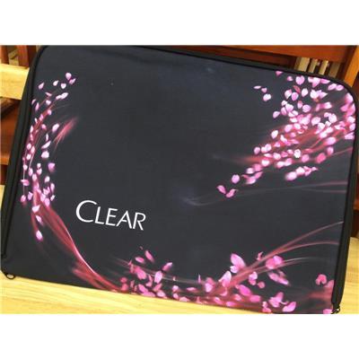 Túi chống sốc bảo vệ laptop, Clear tặng - Kt: (38 x 28) cm