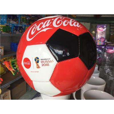 Trái banh da cao cấp Coca Cola tặng phiên bản World Cup 2018