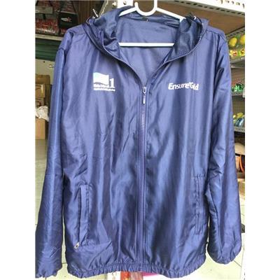 Áo khoác cao cấp chống thấm Ensure 2 lớp có nón - SIZE L