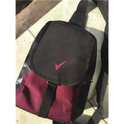 Túi 1 quai đeo chéo REXONA đựng đồ cá nhân 2 ngăn - Kt: (32 x 22 x 10) cm - Để vừa cuốn tập học sinh