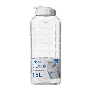 Bình nước nhựa Jug Lock&Lock 1.5 lít HAP812 nắp bật