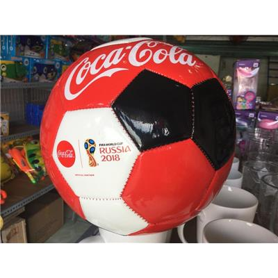 Trái Banh Da Cao Cấp Coca Cola Tặng Phiên Bản World Cup