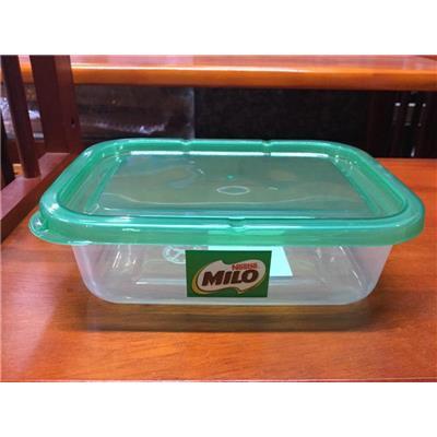 Hộp Nhựa FoodPark Đại Đồng Tiến L503-1 Dung Tích 630ml, Milo Tặng