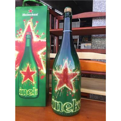 Chai Bia Heineken Magnum Dung Tích 1.5 Lít Nhập Khẩu Hà Lan - Date: 04/ 2020