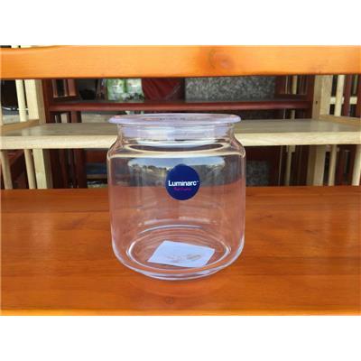 Hũ Thủy Tinh Luminarc Rondo 500ml - Kt: (10 x 9.5 x 9.5) cm
