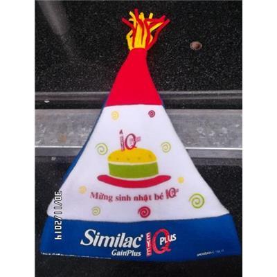 Nón Mừng Sinh nhật Cho Bé Similac IQ