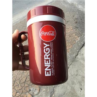 Ca Đá Nhỏ Nhựa Hiệp Thành 577 Dung Tích 500ml - Coca Cola Tặng