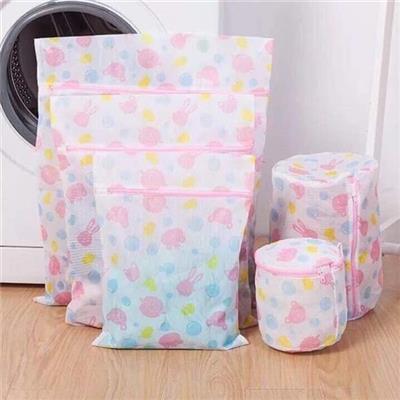 Set 5 Túi Lưới Giặt Hình Trái Cây Nhiều Cỡ Kiểu Hàn Quốc