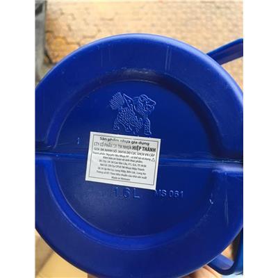 Bình Đá Tiger 1.6 Lít Nhựa Hiệp Thành MS061 Có Quai Xách