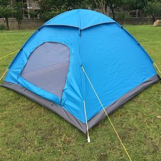 Lều Cắm Trại Tự Bung Dành Cho 4 Người - Kt: (200 x 200 x 130) cm