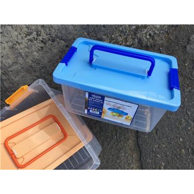 Hộp Nhựa Đa Năng 2 Quai Xách Dung Tích Lớn 7 Lít - Kt: (31 x 20.5 x 16)