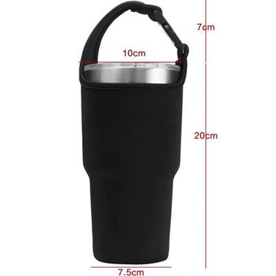 Túi Đựng Ly Giữ Nhiệt Thái Có Quai Xách - Kt: (20 x 10 x 7) cm