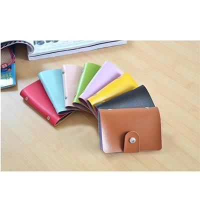 Bóp/ Ví Đựng Thẻ CCCD, ATM... 24 Thẻ - Kt: (10.5 x 8) cm