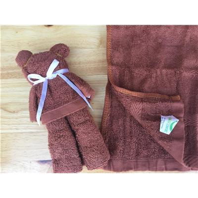 Khăn Mặt Best Comfort Hình Gấu Siêu Đáng Yêu - Kt: (30 x 50) cm