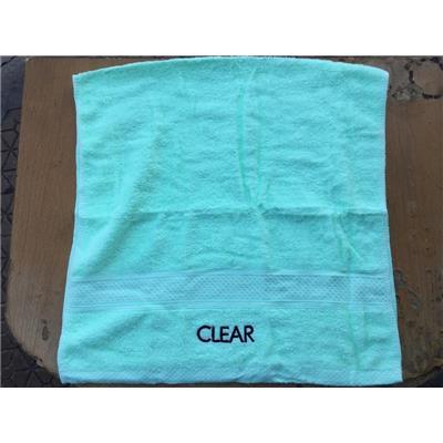 Khăn Tắm Clear Màu Xanh Lá - Kt: (81 x 41) cm