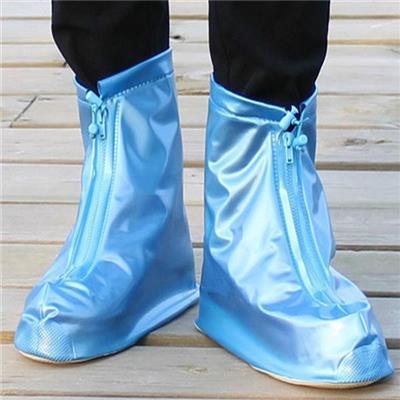 Ủng Bọc Giày Đi Mưa Đế Chống Trơn Trượt - Size M, L, XL