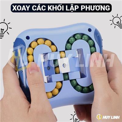 Đồ Chơi Rubik IQ Ball YM8001 - Kt: (11 x 10) cm