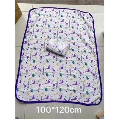 Mền Sợi Tre PediaSure Cho Bé - Kt: (120 x 100) cm  Men Soi Tre PediaSure Cho Be - Kt: (120 x 100) cm