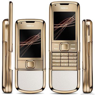 Bán Điện Thoại Nokia 8800 Gold Arte HCM