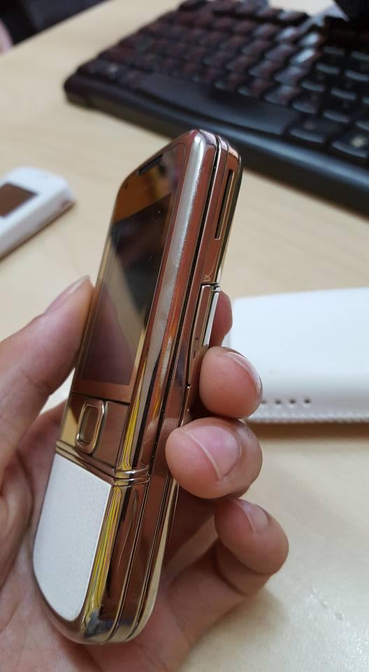 Bán Nokia 8800 Gold Arte Vỏ Zin Uy Tín Giá Tốt Tại HCM