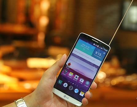 Ban LG G3 Han Quoc F400 Cau Hinh Khung Gia Tot Tai TpHCM