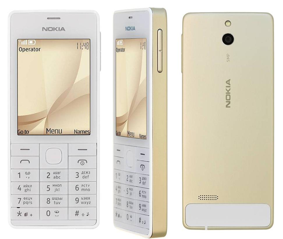 Ban Nokia 515 Gold Dang Cap