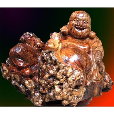 Phật di lạc kéo vàng