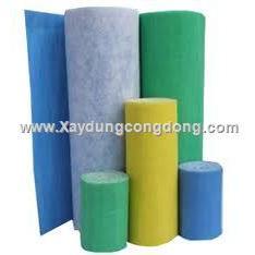 Lọc sàn phòng sơn sợi thủy tinh,cuộn lọc bụi sơn sợi thủy tinh
