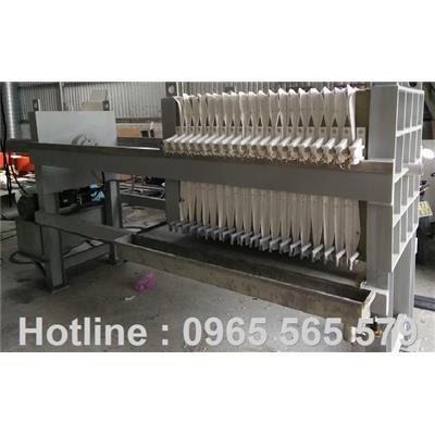 Sản xuất máy lọc ép bùn