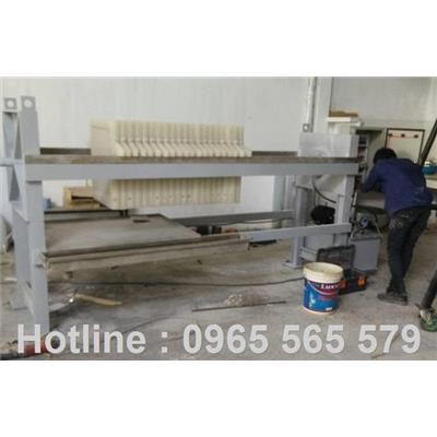 Máy xử lý bùn
