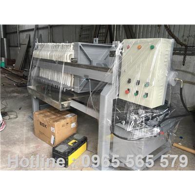 Sản xuất máy ép bột