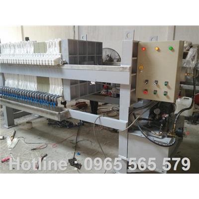 Sản xuất máy lọc bùn