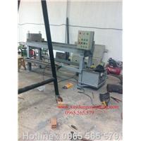 Sản xuất máy ép bùn khung bản tại Long An
