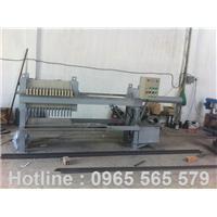 Sản xuất máy ép bùn khung bản tại Đồng Nai