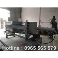 Sản xuất máy ép bùn khung bản tại TP.HCM