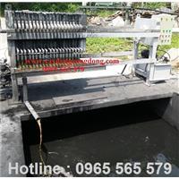 Máy xử lý bùn tại Vĩnh Phúc